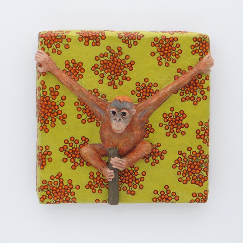 Orang auf Stange WP 1